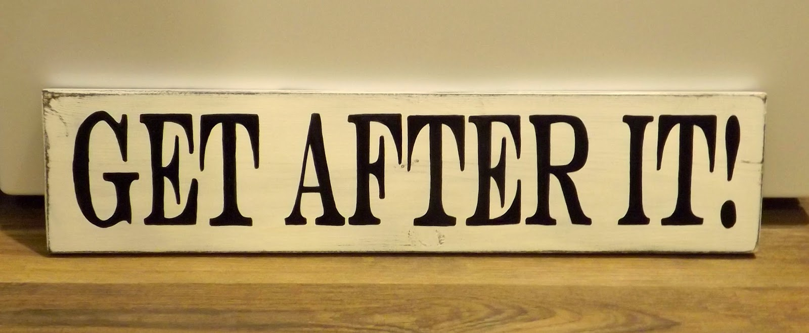 Full Circle Creations: Custom hand painted signs.....