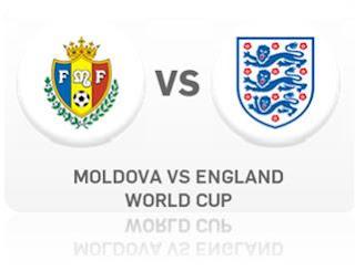 ผลฟุตบอลโลก 2014 รอบคัดเลือก กลุ่มเอช 7 ก.ย. 55 | มอลโดวา 0 - 5 อังกฤษ