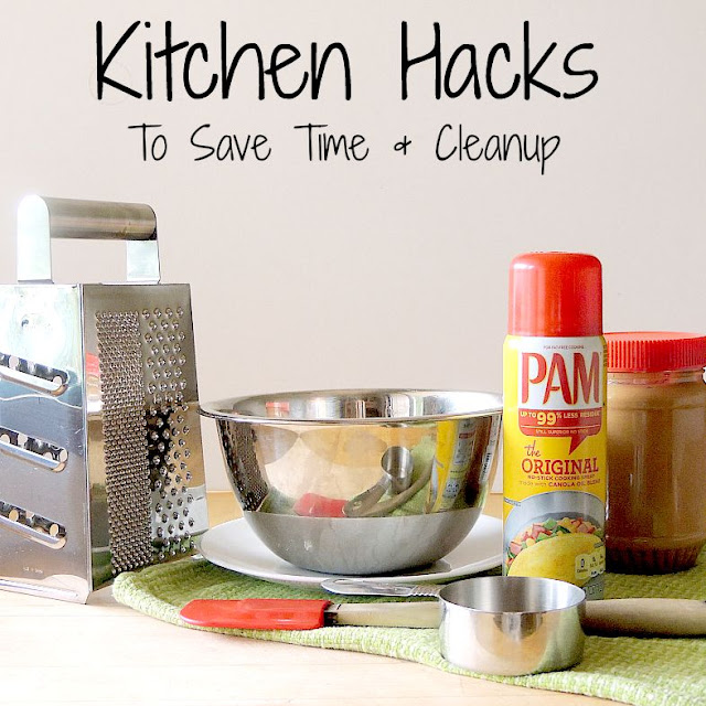 Kitchen Hacks To Save Time and Cleanup from www.bobbiskozykitchen.com