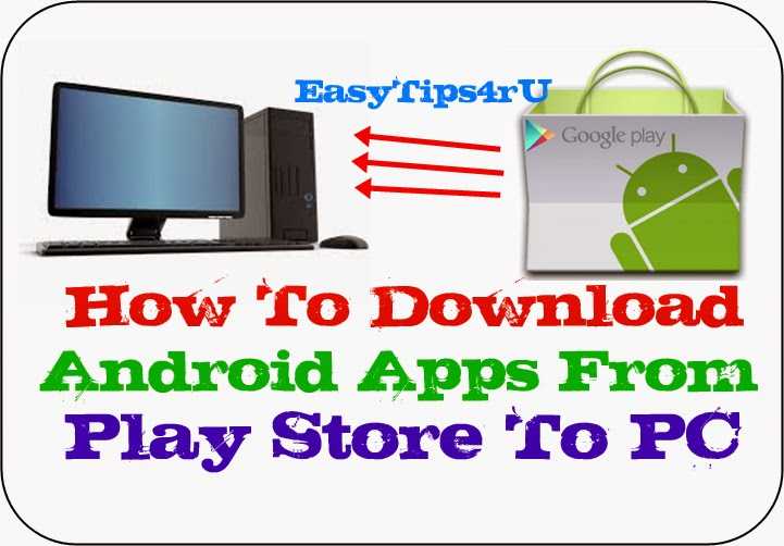 download play apps to pc