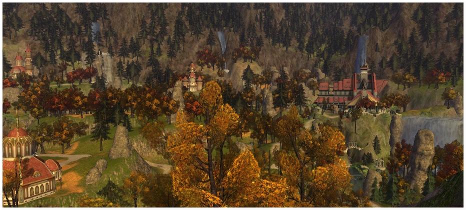 The Valley of Imladris