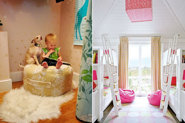 Puff especial de ni os para decorar su casa decoracion - Puff para salon ...