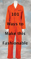 Orange Jumpsuit: 101 ways to make this fashionable