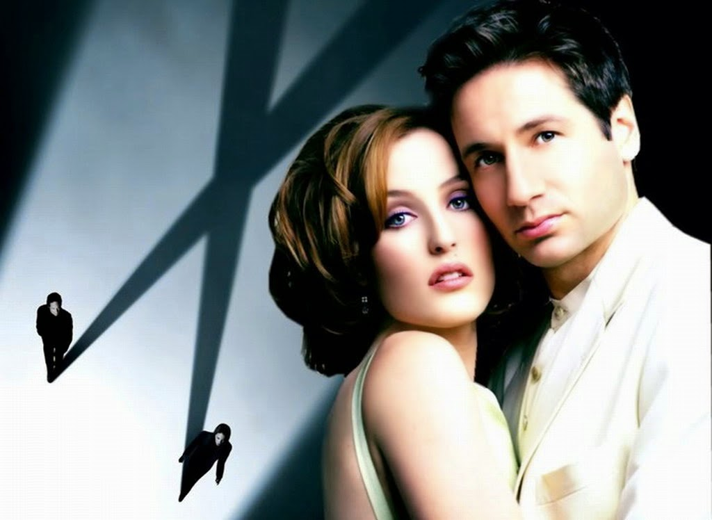 Nerdgasms: The return of X-Files Mulder and Scully
