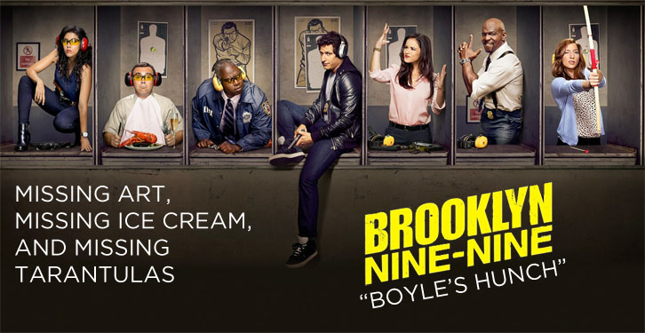 Brooklyn Nine-Nine - Boyle's Hunch - Review