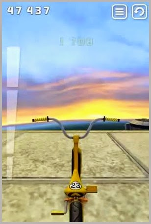 Touchgrind BMX for iPhone