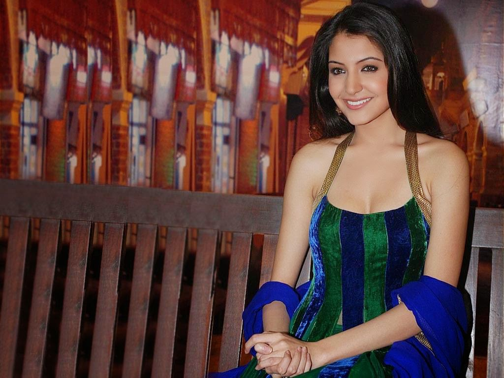 Anushka Sharma In backless hot dress and other Hot Pics HD Stills