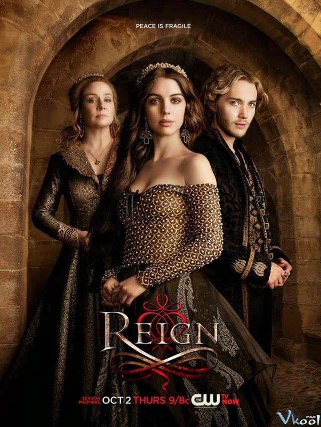 Phim Bí Mật Vương Triều Phần 2 - Reign Season 2