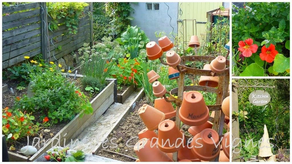 Le jardin des grandes vignes le jardin en septembre 2 - Le jardin des grandes vignes ...