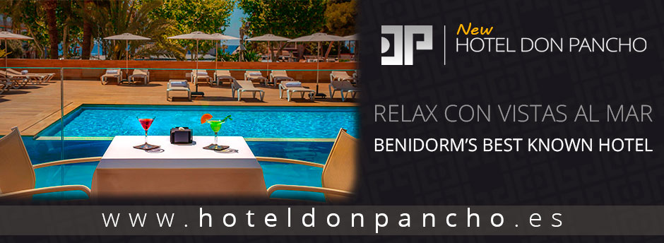 Hotel Don Pancho Benidorm