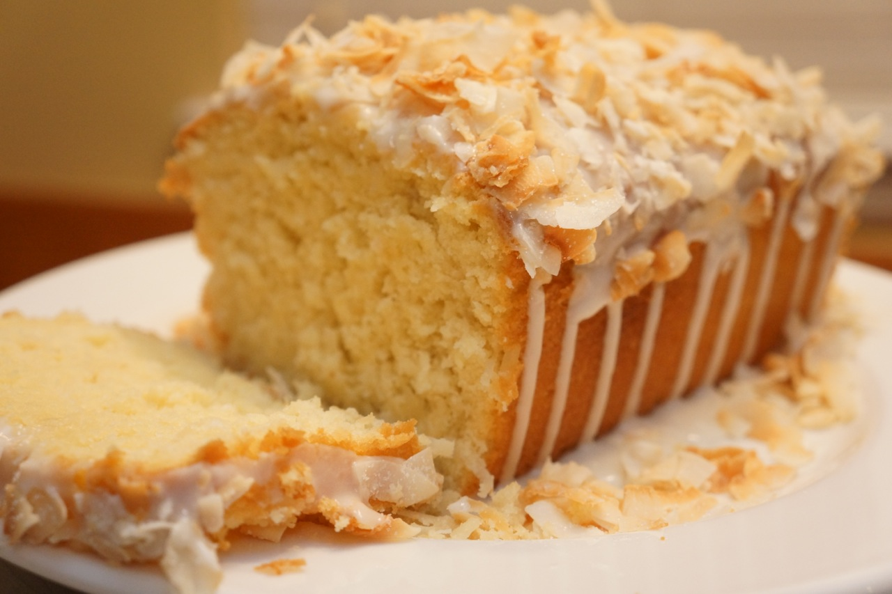 13 Coconut Buttermilk Pound Cake | Pound Cake Passion