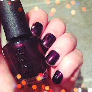 Every Month is Oktoberfest, OPI, nail polish