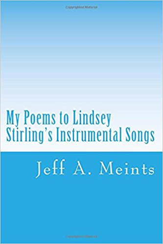 "Amazon link to the book ""My Poems to Lindsey Stirling's Instrumental Songs"""