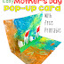 Easy Mother's Day Pop-Up Card