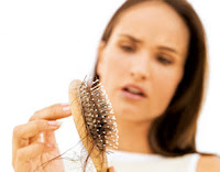 hair loss in woman