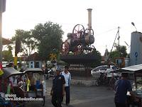 Tugu Train Station, Yogyakarta