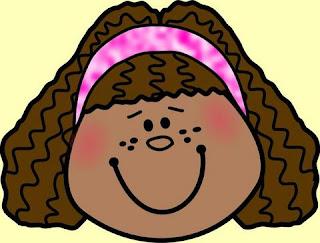 Dibujos de caras de niños para imprimir