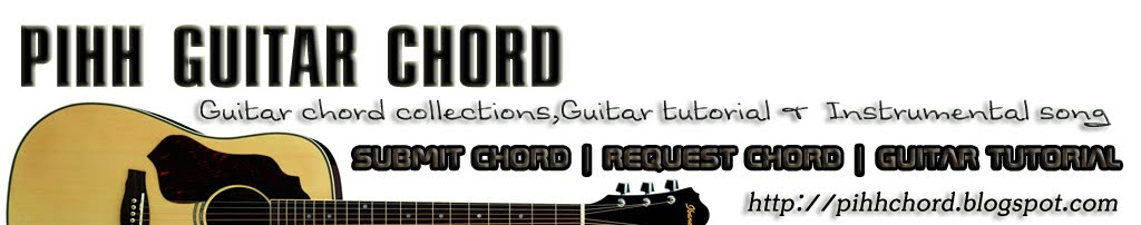 Pihh Guitar Kord