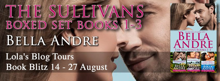 The Sullivan's Book Blitz