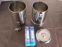 Kit 16 litrs livré avec 1+1 bougies Céramiques