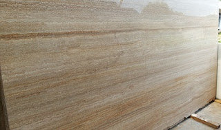 Type Travertine Terbaru, Travertine Red Wine