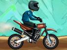 Motorsiklet Parkuru Oyunu
