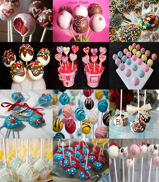 Diario de uma quase noiva cake pop ou bolo no palito for Cake pops cobertura