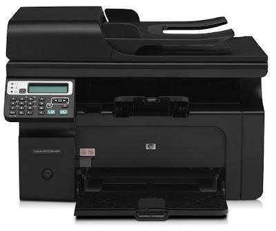 HP LaserJet Pro M1217NFW Driver Download