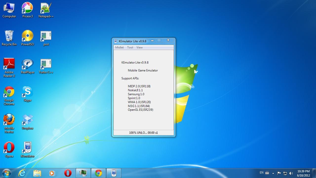 Эмулятор Java Для Android 2.3