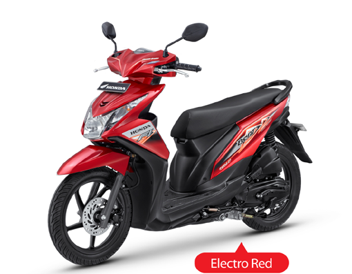 The New Honda Beat-fi