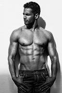 Shirtless Bollywood Man - Upen Patel