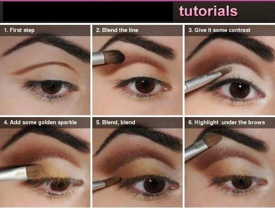 Advantageous Steps Tips Tricks Beginner Eye Makeup