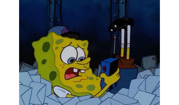 Gambar Wallpaper Spongebob