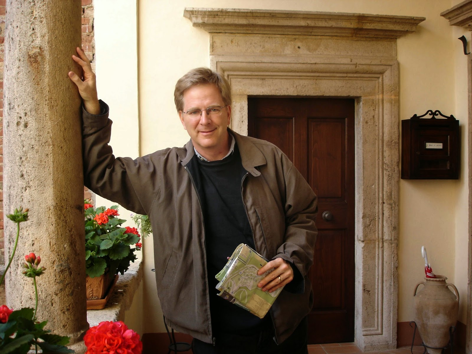 Rick Steves, the unwelcome guest in our household