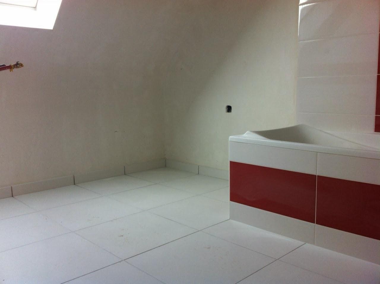 Salle De Bain Du Futur ~ notre future maison plougonvelin la salle de bain de l tage