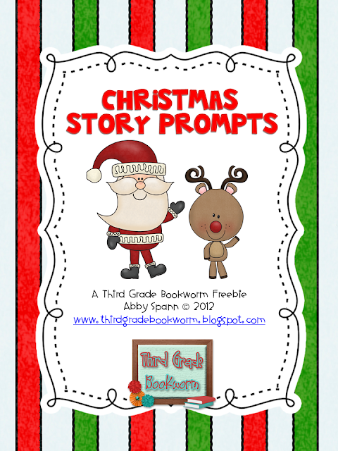 https://www.teacherspayteachers.com/Product/Christmas-Story-Starters-FREEBIE-452341