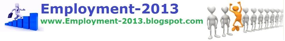 Employment-2013