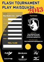 Flash Tournament Play MaiSquash 2012/13 (Torneio amador)
