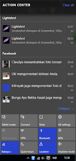 Review tentang penggunaan windows 10 Pro