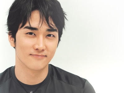 Song Seung-Heon When a Man Falls in Love