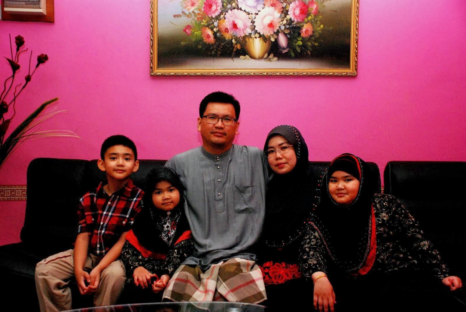 My Family 2013