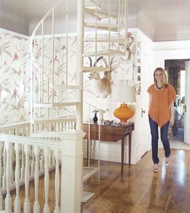Home Decorating Inspiration Hallway Stair Wallpaper