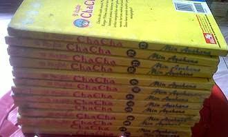 Komik Si Penyihir ChaCha Bekas