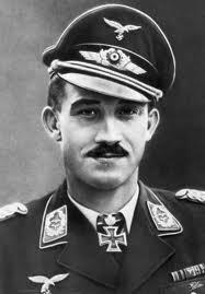 Adolf Galland -German Fighter Pilot in World War 2