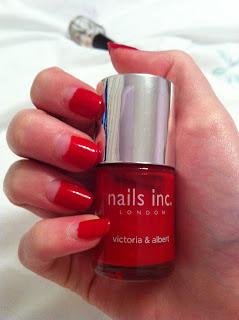 Nails Inc Victoria and Albert