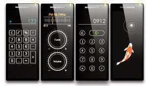 most unik phone design, handphone unik, Retroxis