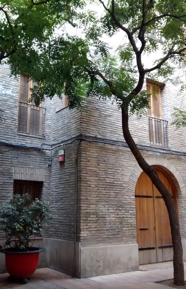 rincon barrio magdalena zaragoza