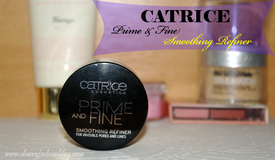Catrice Cosmetics Prime and Fine Soothing Refiner Review & Swatches