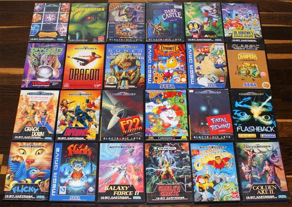 Sega Games Collection Free