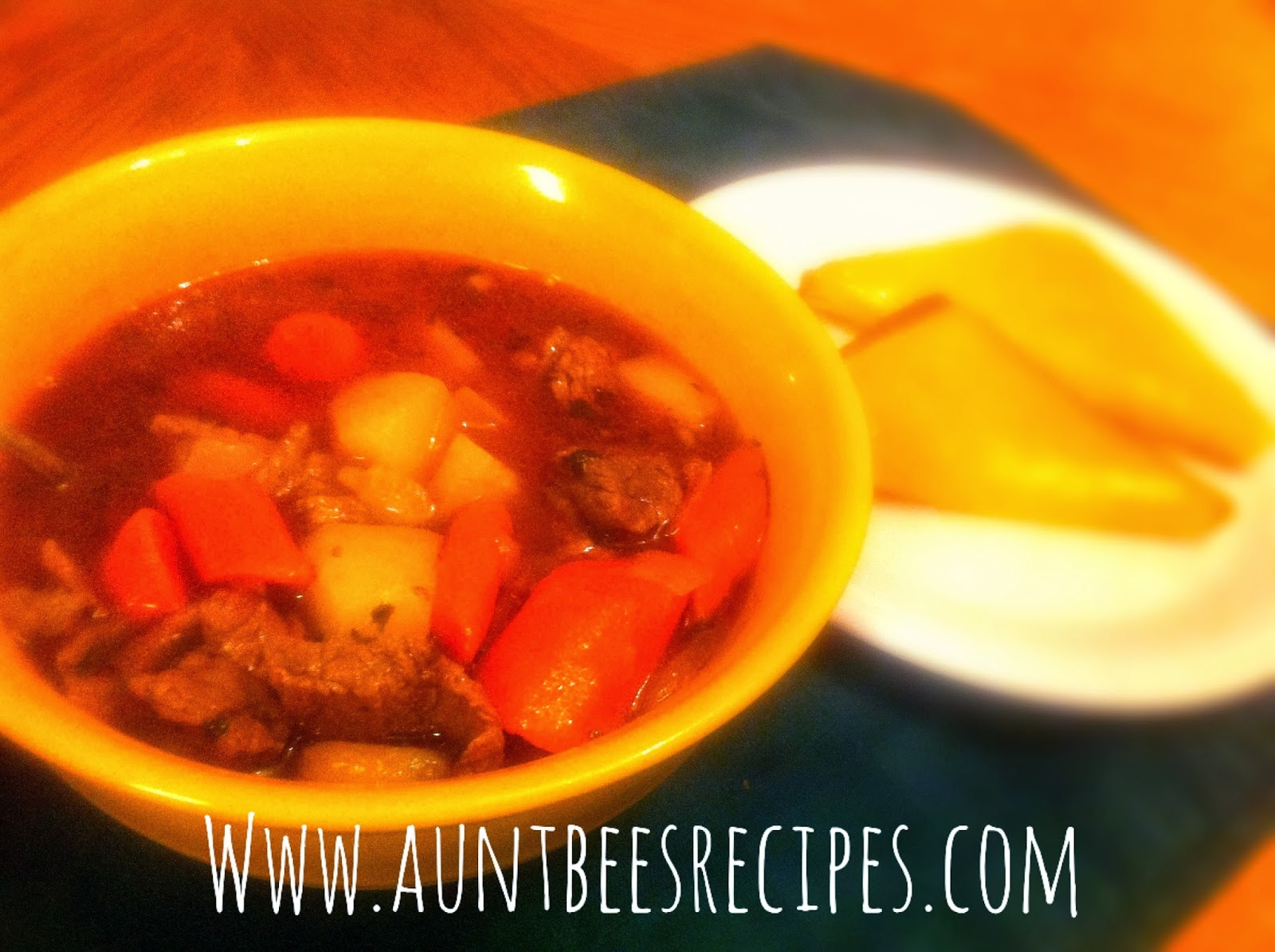 beer and beef stew with beer in the purchased 2 lbs stew beef beef ...